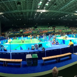 Olympic Boxing & Table Tennis