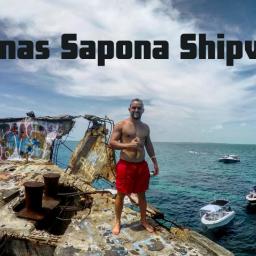 Bahamas Sapona Shipwreck